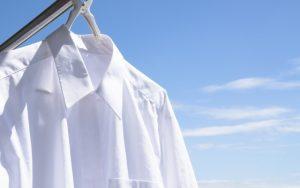 ワイシャツの洗い方
