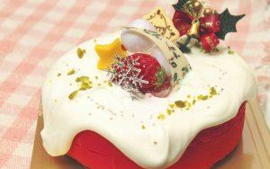 クリスマスケーキの宅配